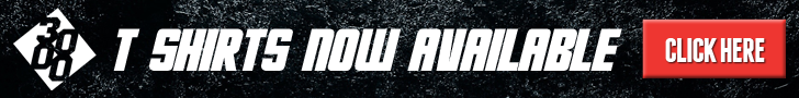 T Shirts Leaderboard Banner