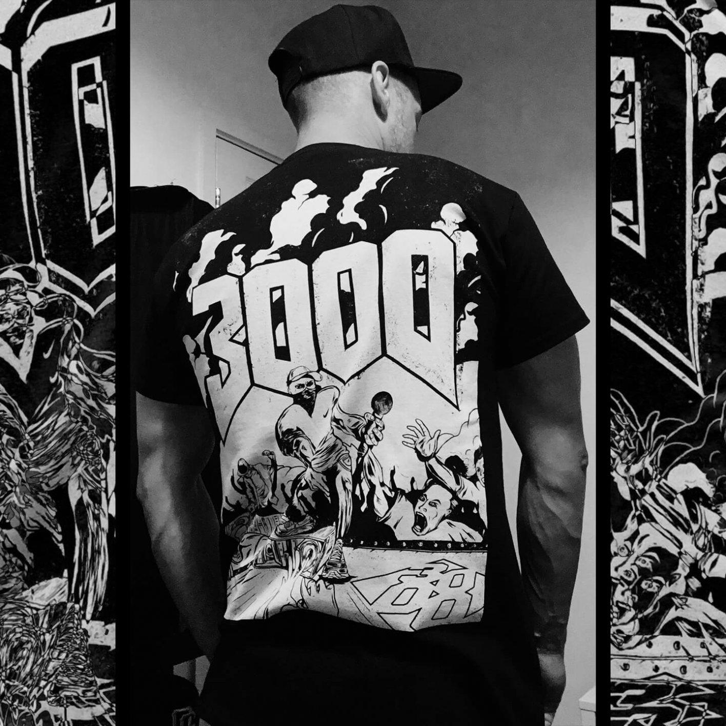3000 Doom T-Shirt