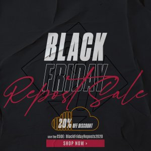 Black Friday Repost Sale