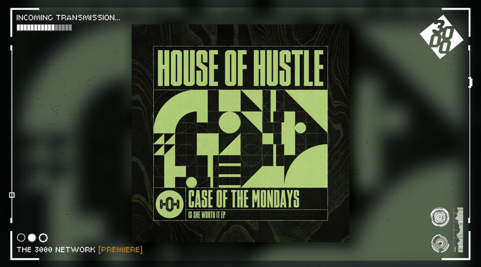 Case Of The Mondays - Is She Worth it ft. Trey Mark [The 3000 Network Premiere]