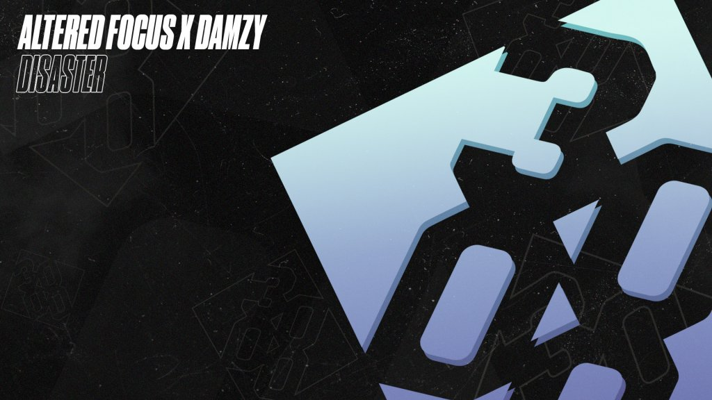 Altered Focus X Damzy - Disaster [Beatport Exclusive Out Now]