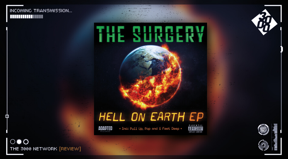 The Surgery - Hell On Earth EP