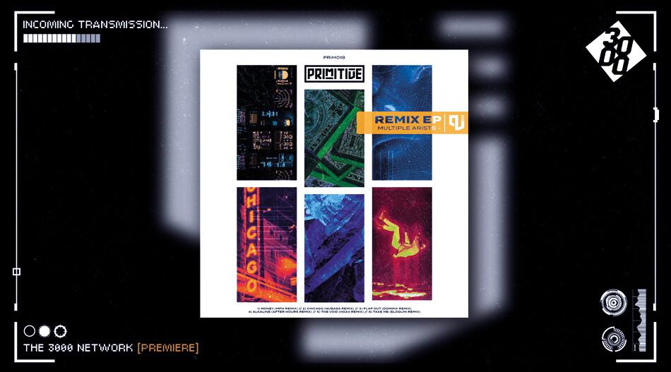 Primitive UK - 2020 Remixed EP