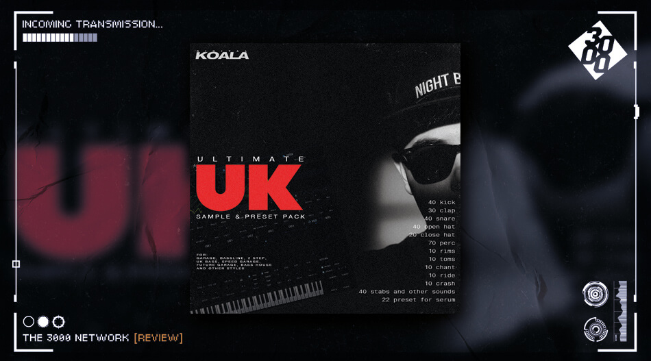 Digital Koala - Ultimate UK Sample & Preset Pack 2021 [OUT NOW]