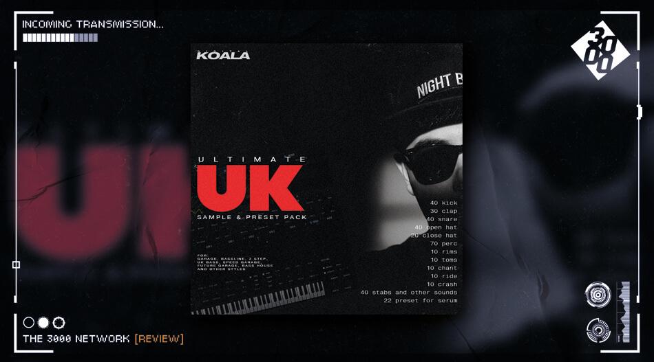 Digital Koala - Ultimate UK Sample & Preset Pack 2021 [OUT NOW]